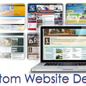custom website designing