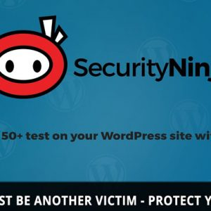 WordPress Security Ninja : Features and Review