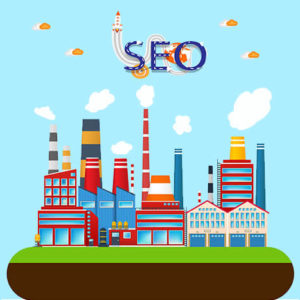SEO services to promote manufacturing industry