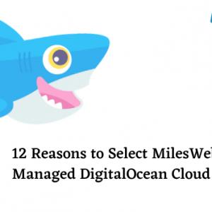 MilesWeb Managed DigitalOcean Cloud Hosting